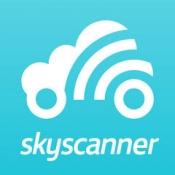 iPhone、iPadアプリ「スカイスキャナー レンタカー」のアイコン