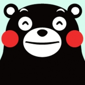 iPhone、iPadアプリ「パズくま - くまモンのパズルゲームだモン」のアイコン