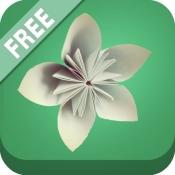 iPhone、iPadアプリ「愛折り紙 - 紙の花を作る方法」のアイコン