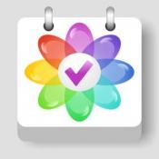 iPhone、iPadアプリ「排卵と妊娠カレンダー(受精計算機、性別予測、生理追跡)」のアイコン
