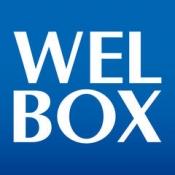 iPhone、iPadアプリ「WELBOX」のアイコン
