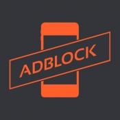 iPhone、iPadアプリ「AdBlock」のアイコン