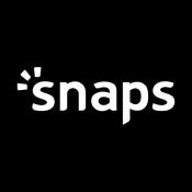 iPhone、iPadアプリ「スナップス  - SNAPS」のアイコン