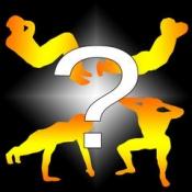 iPhone、iPadアプリ「筋トレ・シャッフル -Muscle training shuffle-」のアイコン