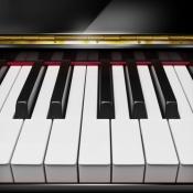 iPhone、iPadアプリ「ピアノ  -  ぴあの 鍵盤 リアル 曲 げーむ」のアイコン