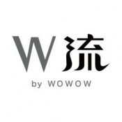 iPhone、iPadアプリ「W流 by WOWOW」のアイコン