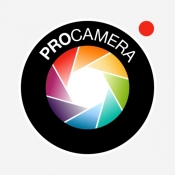 iPhone、iPadアプリ「ProCamera.」のアイコン