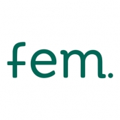 iPhone、iPadアプリ「fem.(ファム)|ダイエット&ヘルスケアを習慣化!毎日のTipsで悩み解決」のアイコン
