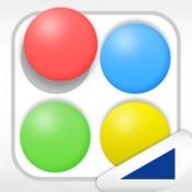 iPhone、iPadアプリ「色おぼえ(あそんでまなぶ!シリーズ)」のアイコン