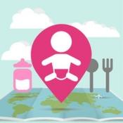 iPhone、iPadアプリ「Baby map - 子どもとお出かけするなら -」のアイコン