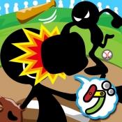 iPhone、iPadアプリ「乱闘甲子園」のアイコン