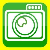 iPhone、iPadアプリ「こんなことできましたカメラ」のアイコン