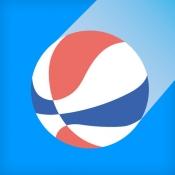 iPhone、iPadアプリ「BasketBallNews 〜アメリカのバスケットボールのニュース〜」のアイコン