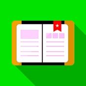 iPhone、iPadアプリ「万能手帳 -日々の生活を一元管理」のアイコン