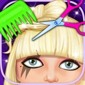 iPhone、iPadアプリ「Celebrity Hair Salon™」のアイコン