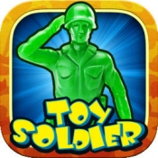 iPhone、iPadアプリ「グッズ 兵士 - Toy Soldiers - A Kids Play Soldier Story」のアイコン
