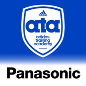 iPhone、iPadアプリ「adidas × Panasonic トレーニングアプリ」のアイコン