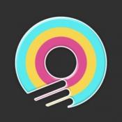 iPhone、iPadアプリ「DJTube」のアイコン