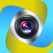 iPhone、iPadアプリ「Funny Collage - 無料の写真のコラージュ+PICエディタ+絵グリッド+面白いステッカー+クールテキスト」のアイコン