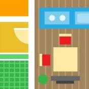 iPhone、iPadアプリ「賃貸物件検索 家探しはニフティ不動産の家探し」のアイコン