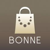 iPhone、iPadアプリ「バイヤー厳選お買い物アプリBONNE(ボンヌ)」のアイコン