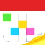 iPhone、iPadアプリ「Fantastical 2 for iPhone」のアイコン
