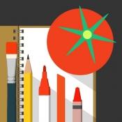 iPhone、iPadアプリ「Artomaton お絵描き人工知能」のアイコン