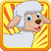 iPhone、iPadアプリ「小さなペット子羊の羊泥棒のエスケープおよび救助 : Tiny Pet Lamb's Sheep Thief Escape and Rescue」のアイコン