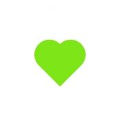 iPhone、iPadアプリ「Heart Rate Counter」のアイコン