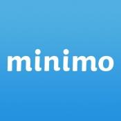 iPhone、iPadアプリ「minimo(ミニモ)/サロン予約」のアイコン