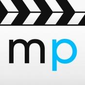 iPhone、iPadアプリ「ムービープレーヤーPro – 動画を再生!」のアイコン