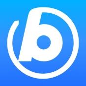 iPhone、iPadアプリ「bubbli」のアイコン