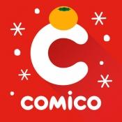 iPhone、iPadアプリ「comico オリジナル漫画が毎日読めるマンガアプリ コミコ」のアイコン