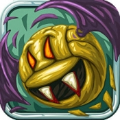 iPhone、iPadアプリ「Vampire Volleyball」のアイコン