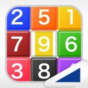 iPhone、iPadアプリ「プラス10(あそんでまなぶ!シリーズ)」のアイコン