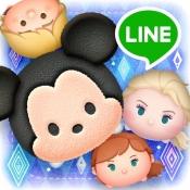 iPhone、iPadアプリ「LINE:ディズニー ツムツム」のアイコン