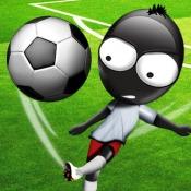 iPhone、iPadアプリ「Stickman Soccer」のアイコン