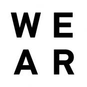 iPhone、iPadアプリ「WEAR ファッションコーディネート」のアイコン