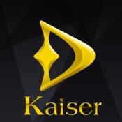 iPhone、iPadアプリ「KaiserTone - 音楽プレイヤー [ハイレゾ]」のアイコン