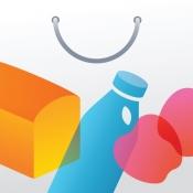 iPhone、iPadアプリ「Buy Me a Pie! - 食料品の買い物リスト」のアイコン