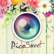 iPhone、iPadアプリ「Pico Sweet - ピコスイート」のアイコン