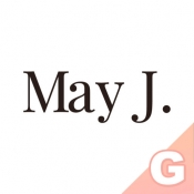 iPhone、iPadアプリ「May J. オフィシャル G-APP」のアイコン