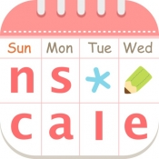 iPhone、iPadアプリ「ナスカレ≪ナースカレンダー≫」のアイコン