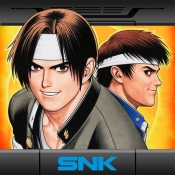 iPhone、iPadアプリ「THE KING OF FIGHTERS '97」のアイコン
