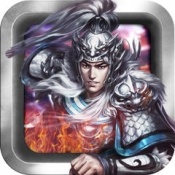 iPhone、iPadアプリ「戦・三国志バトル ライトニングバースト」のアイコン