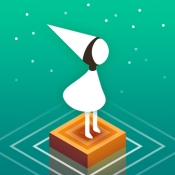 iPhone、iPadアプリ「Monument Valley」のアイコン