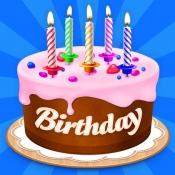 iPhone、iPadアプリ「Birthday Cake! - Crazy Cooking Game」のアイコン