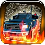 iPhone、iPadアプリ「ジェット機の動力の突撃車両無料ゲーム - Jet Powered Assault Vehicle Free Game」のアイコン