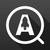iPhone、iPadアプリ「検索エース - 関連語をたくさん表示!!」のアイコン
