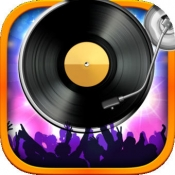 iPhone、iPadアプリ「DJ App : 2014 party song or music editing utility for club dancing」のアイコン